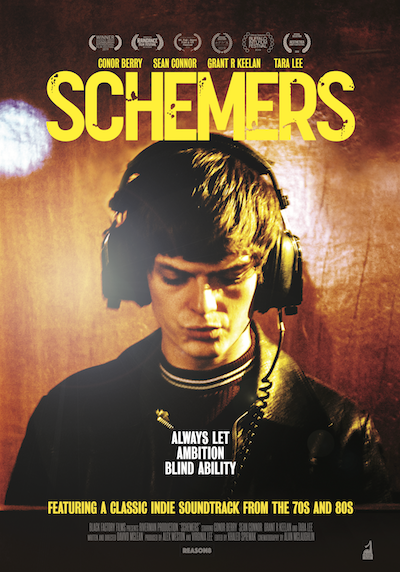 Schemers poster small